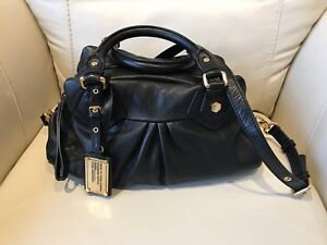 Marc By Marc Jacobs HandBag Classic Q Groovee Bag Black