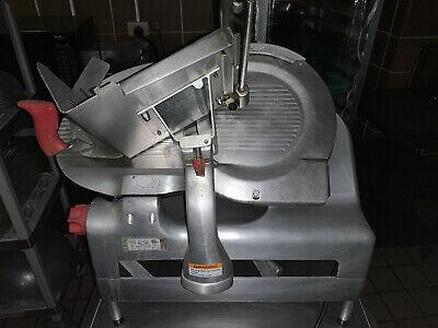 Berkel 919a Semi Auto Meat Slicer - Working Crack In Sharpener Assembly