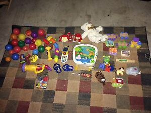 Miss baby toy lot