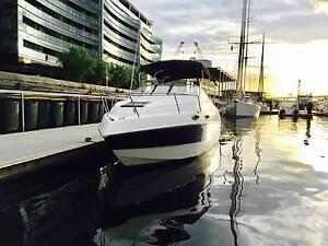 2007 Stingray 240cs 26ft Cruiser Docklands Melbourne City Preview