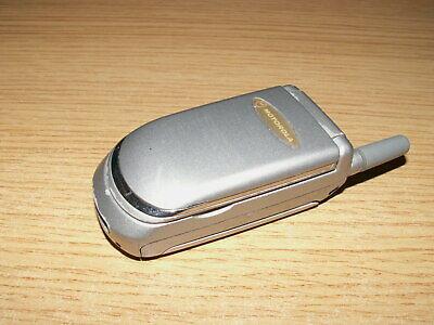 BMW Motorola V50 phone - Silver *RARE (but a little tatty)*