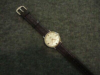 1967 LONGINES ADMIRAL GRAND PRIZE-345 MENS AUTOMATIC TOP-LOAD 17J WATCH-SERVICED