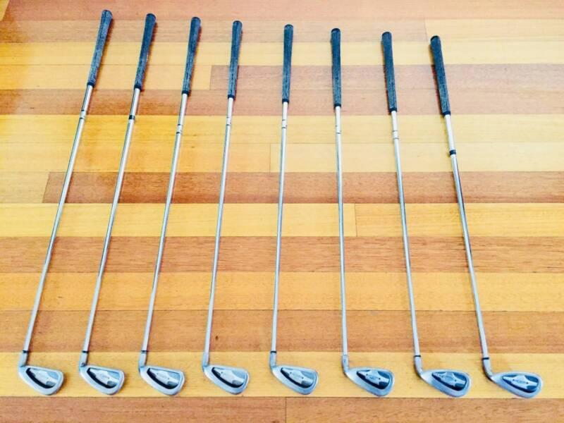 Callaway Steelhead X 14 Pro Series Iron Set 3 Pw Bargain Golf