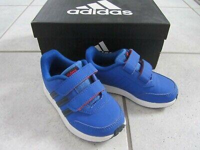 schöne adidas Turnschuhe / Sneaker Schuhe in blau - Gr. 25 - Neu online kaufen