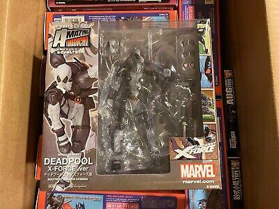 Amazing Yamaguchi Revoltech Figure Complx Deadpool X-Force Ver. No.001EX