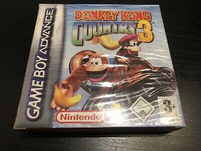DONKEY KONG COUNTRY 3 PARA LA NINTENDO GAME BOY ADVANCE GBA NUEVO...