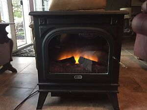 Electric Flame Type Heater