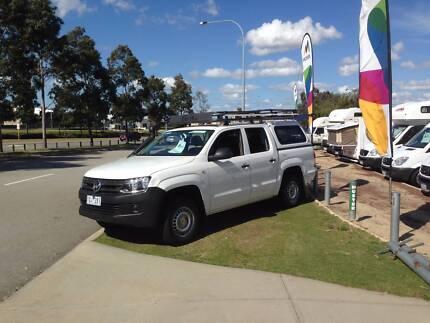 VW AMOROK DUAL CAB Wangara Wanneroo Area Preview