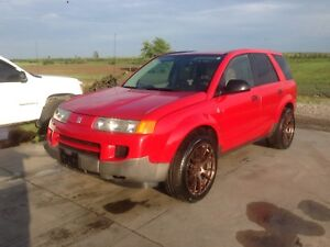 04 Saturn Vue Manual A/C blows ice.