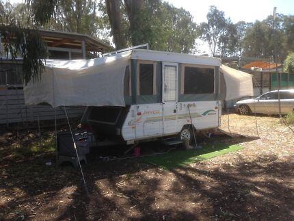 Excellent Jayco Eagle  Camper Trailers  Gumtree Australia Joondalup Area