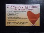 Gianola Veja Turin l'Arte nel Tempo