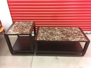 Coffee Table and End Table ***Free Delivery***