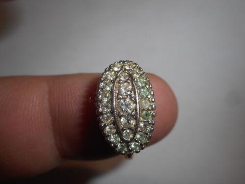 18KGE Vintage Art Deco revival Ring Size 5 3/4