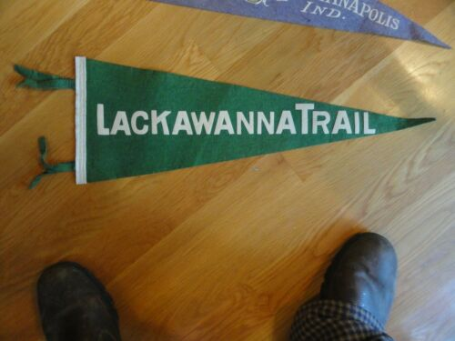 "Old Pennant - 24"" - ""Lackawanna Trail"""
