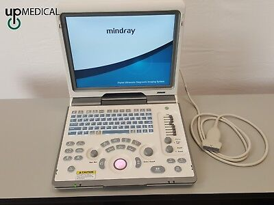 Mindray Dp-50 Ultrasound System With Transducer