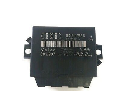 2004 - 2009 Audi A8 Keyless Entry Lock Control Module Unit OEM 4E0919283b 04-09