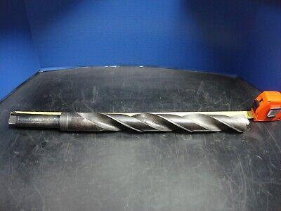 Morse Taper Drill Bit 1-34 X 22-12