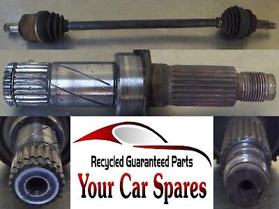 DS5507-12 Month Warranty! 1x OE Quality Drive shaft Front Axle Right