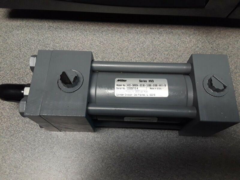 Miller Series Hydraulic Cylinder HV3-50R2N-02.00-3.00-0100-N11-0