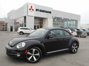 2014 Volkswagen Beetle 2.0 TSI SPORTLINE**AUTOMATIQUE**CUIR