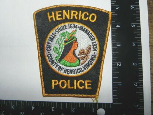 HENRICO, VIRGINIA.-  POLICE