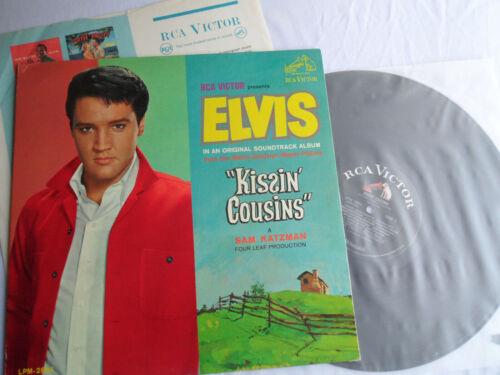 ELVIS Original 1964__NO CAST PHOTO COVER__Kissin