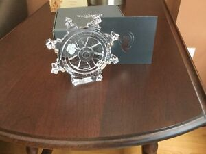 Waterford Ships Wheel - Brand New in Box
