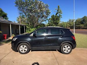 Holden Trax Leanyer Darwin City Preview