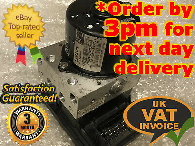 Vauxhall Astra ABS Pump Unit 13384102 AFZ 10.0206-0437.4 10.0960-4536.3