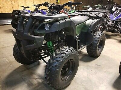 Adult 4 Wheeler (150cc Coolster Atv Fully Automatic Full Size Quad 4 Wheeler Four - Adult)