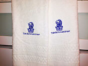 Ritz Carlton Towel