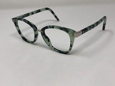 MARC JACOBS Sunglasses Frame MARC24 U1S Green Clear Tortoise 50-19-145 HO76