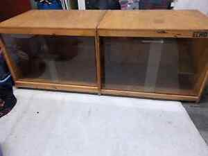 TODAY $40 REPTILE ENCLOSURE HOME MADE CAN BE SEPERATED INTO TWO Sunnybank Hills Brisbane South West Preview