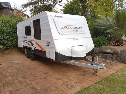 Jayco Starcraft Outback 20.62.3 Castle Hill The Hills District Preview