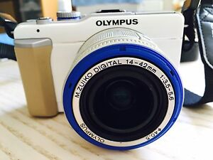 Olympus PEN E-PL1 12.3MP Digital Camera Cannington Canning Area Preview