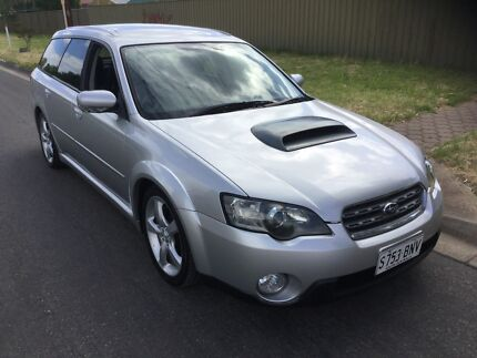 2004 SUBARU LIBERTY GT S/WAGON