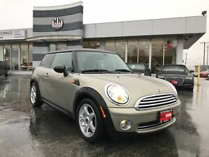 2007 MINI Cooper CLASSIC 6-SPEED MANUAL RARE **LOW MILEAGE**
