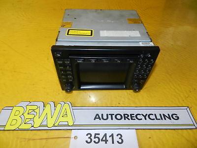 Radio/ CD/ Navi  Mercedes M-Klasse W163 ML 400 CDI A2108205689    Nr.35413