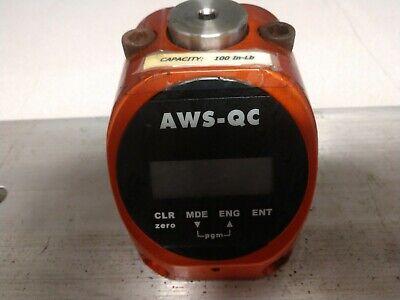 Aws-qci-100 Desktop Torque Tester