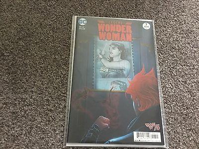 DC Comics: THE LEGEND OF WONDER WOMAN #7 AUGUST 2016 # 12I58