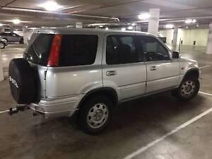 1998 Honda CR-V Wagon Carrara Gold Coast City Preview