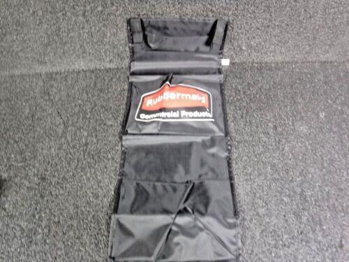 RUBBERMAID Black Fabric Replacement Bag,(TJ)