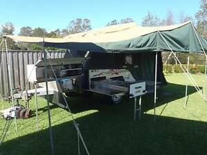 Campomatic Ranger M3 Offroad Camper Trailer Harrington Greater Taree Area Preview