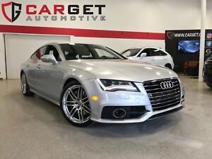 2012 Audi A7 Premium Plus S-Line - Fully Loaded| Nav| Leather|