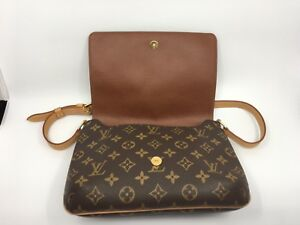 Authentic Bag Louis Vuitton Musette Tango handbag purse