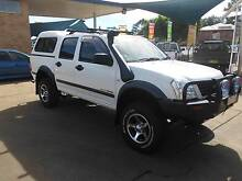 2004 LX Holden Rodeo Dual Cab 4 x 4 Tamworth Tamworth City Preview