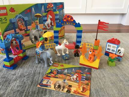 Lego Duplo: My First Circus 10504