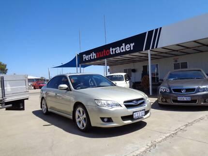 2008 Subaru Liberty Heritage sedan Kenwick Gosnells Area Preview