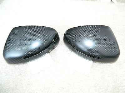 Carbon AussenSpiegel Carbon Fiber Spiegelkappen Gehäuse für Audi TT 8J TTS R8