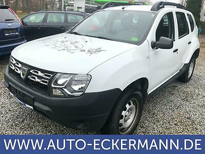 Dacia Duster 1,6 Ice 4x2 STANDHEIZUNG